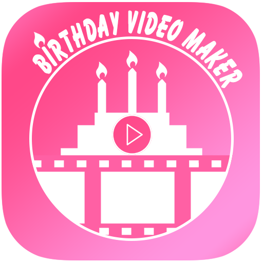 Birthday Video - Slow Motion Video Camera