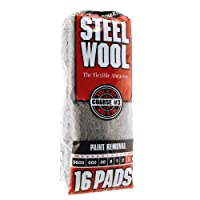 Deals on Homax Steel Wool 16 pad Coarse Grade Paint Removal
