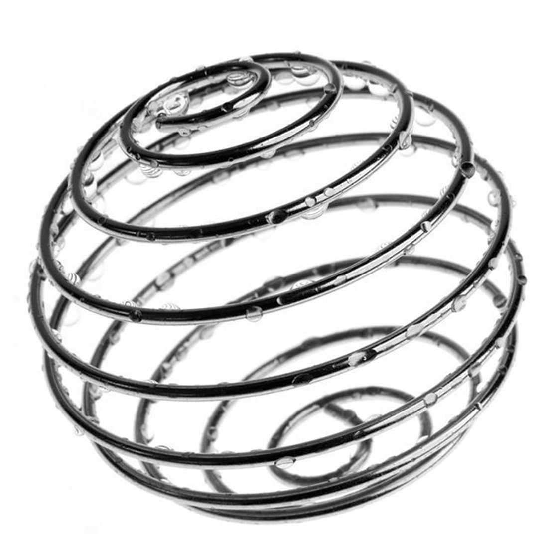 Amazon.com: Xseries Auto Protein Shaker Ball Wire Whisk Stainless ...