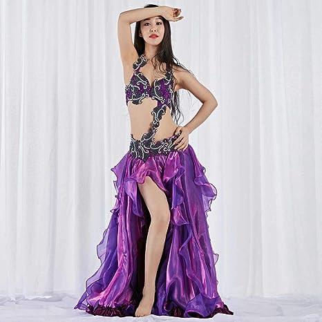KLMWDDPWY Danza del Vientre Mujer Nuevas Mujeres Danza del Vientre ...