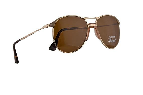 Amazon.com: Persol PO2649S - Gafas de sol (lentes doradas y ...