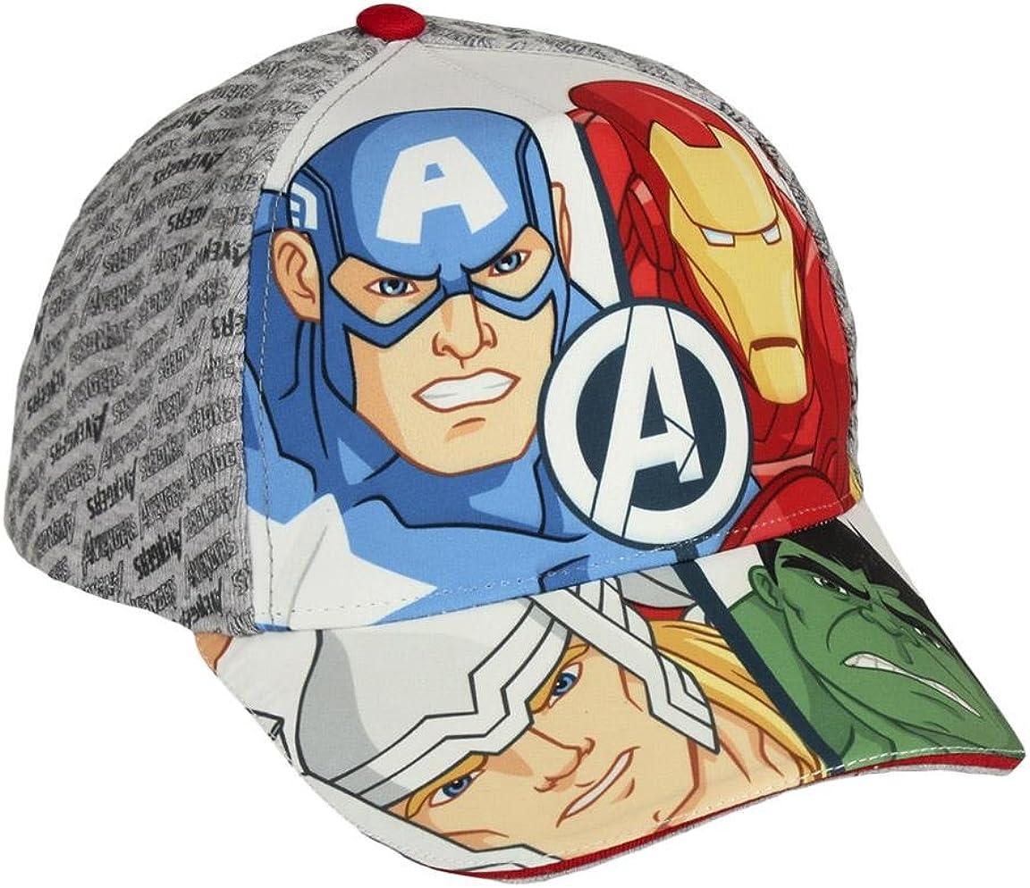 takestop® - Gorra de Los Vengadores Marvel Iron Man Capitán ...