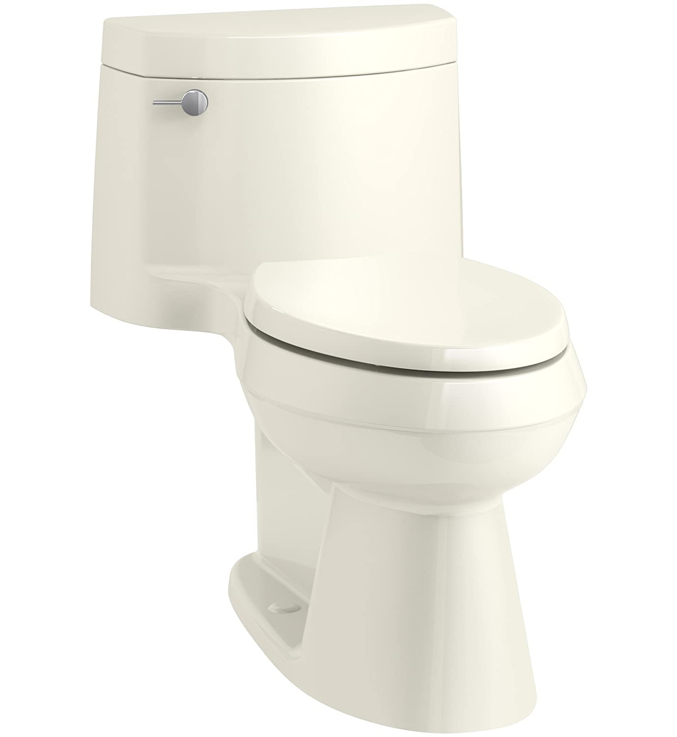 KOHLER K 3619 0 Cimarron fort Height e Piece Elongated 1 28 GPF