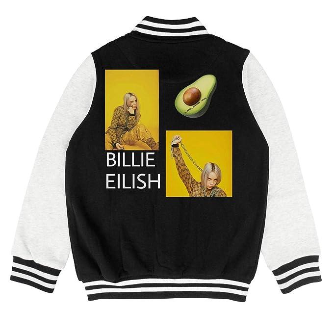 Amazon.com: 2-10Y Kids Billie-Eilish-Bellyache- Chaqueta de ...