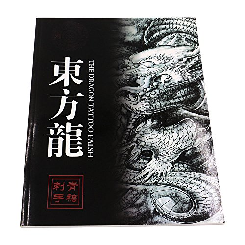 tattoo-sketch-book-yuelong-a4-oriental-chinese-dragon-tattoo-flash-manuscripts-sketch-book-for-tatto