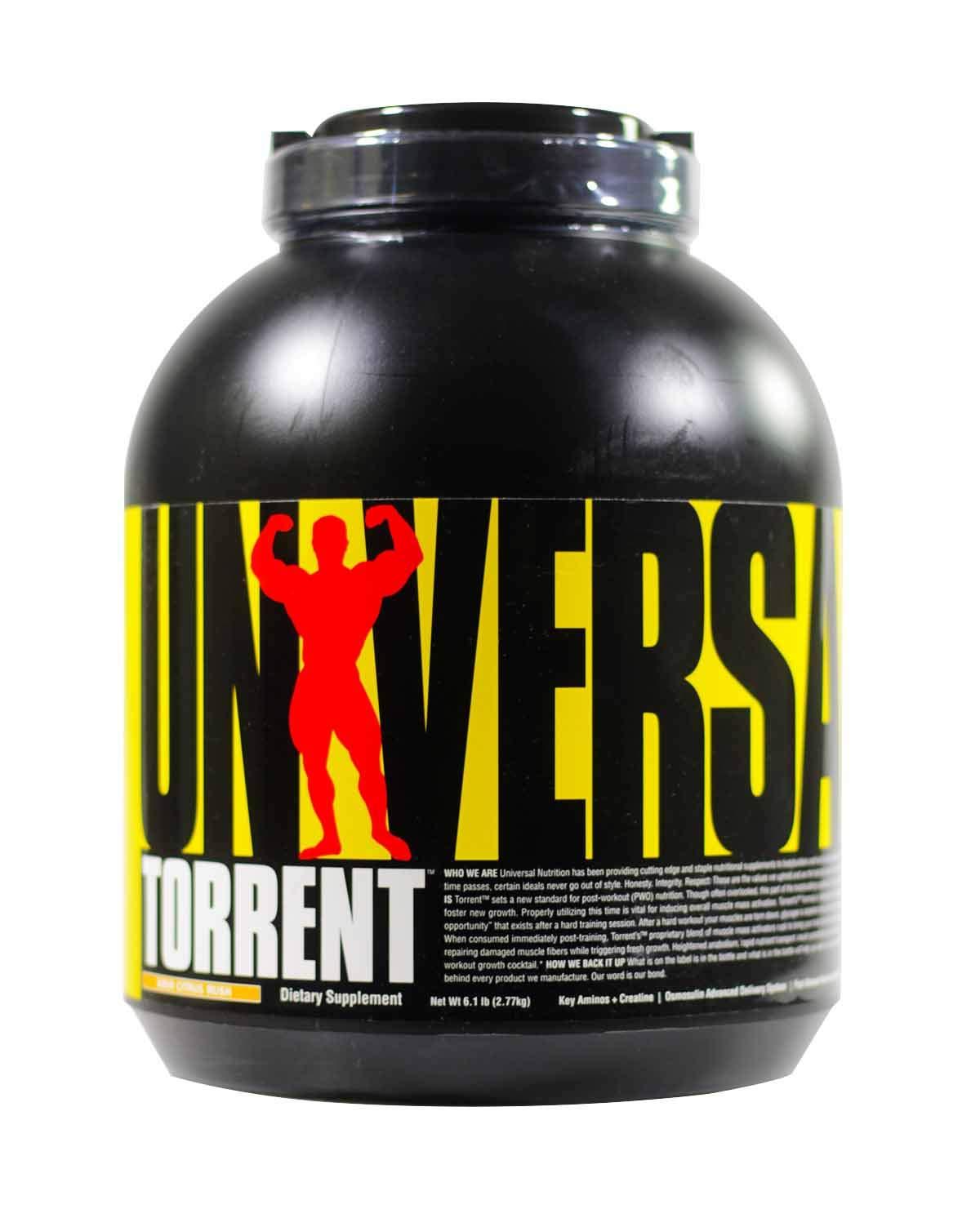 Universal Nutrition Torrent Sour Citrus Rush 6.1 lb (2.77 kg)