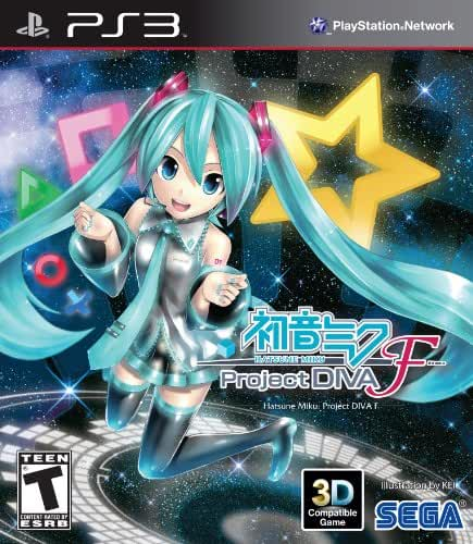 Hatsune Miku: Project DIVA F - Playstation 3