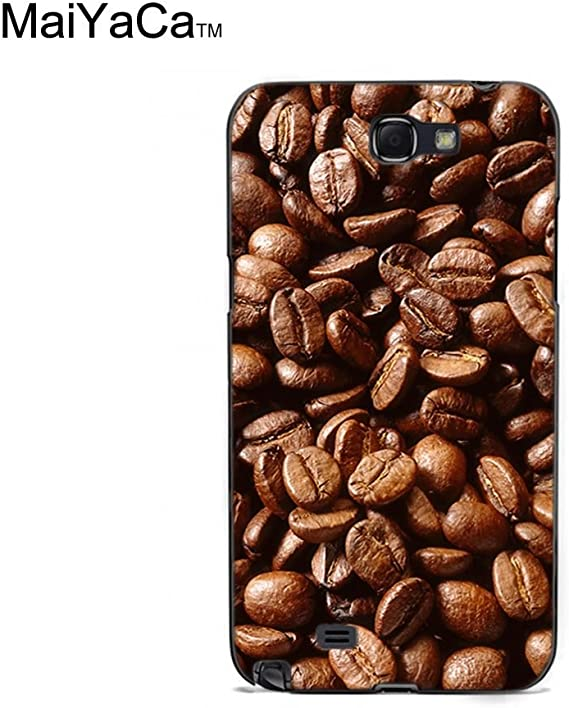 Amazon Com Maiyaca Tm M84767 Coffee Beans Wallpaper Phone Case For Samsung Galaxy Note2