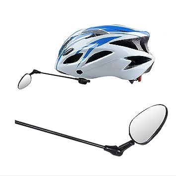 West ciclismo casco de la bici Espejo, ajustable casco ...