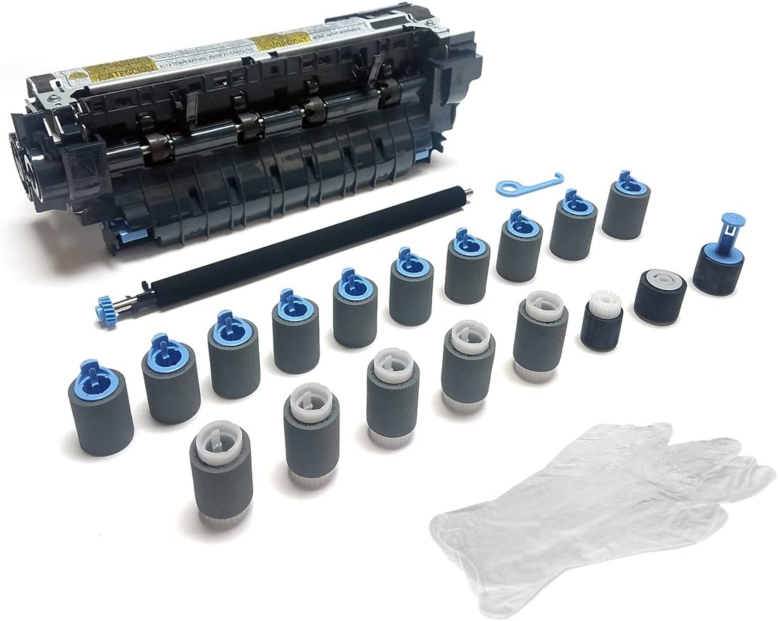 Altru Print F2G76A-DLX-AP (E6B67-67901, F2G76-67901) Deluxe Maintenance Kit for HP Laserjet M604 / M605 / M606 (110V) Includes RM2-6308 Fuser, Transfer Roller & Tray 1-6 Rollers