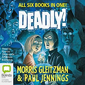Deadly! Audiobook
