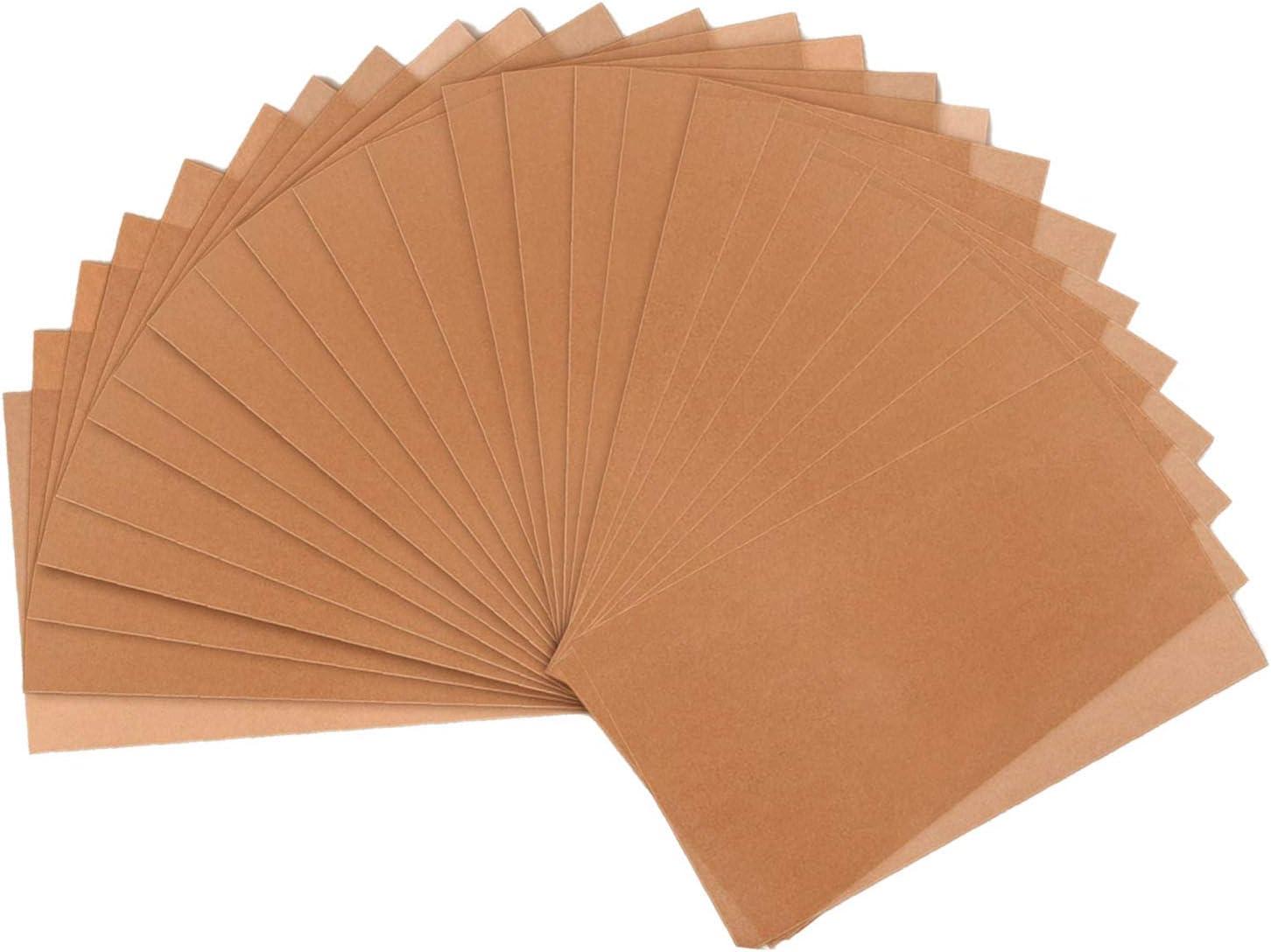 Parchment Paper Cookie Baking Sheets 12 x 16 - Baking Paper Sheets Precut for Non-Stick Unbleached, Safe for High Temperature Baking 100pcs