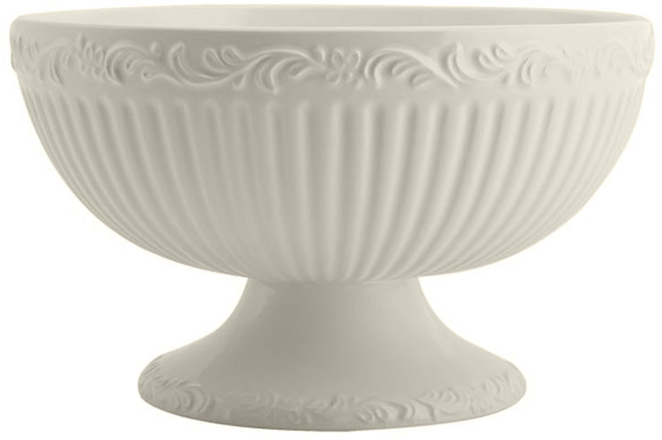 Italian Countryside Footed Compote Bowl online at Mikasa.com
