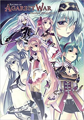 Amazon.com: Record of Agarest War: Heroines Visual Book (9781927925379):  Compile Heart: Books