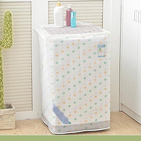 Amazon.com: Resistente al agua lavadora carga superior con ...