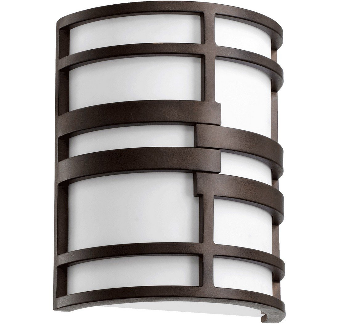 Quorum 5202-86 Mount 10'' 2-Light Wall Sconce in Oiled Bronze