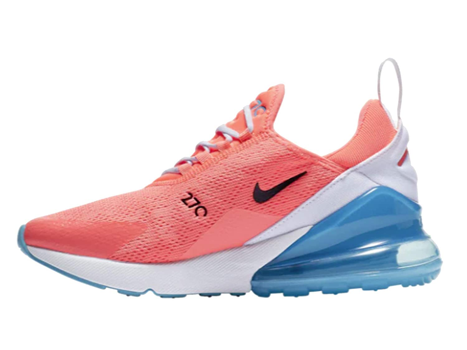 Nike Women s Air Max 270 Mesh Cross-Trainers Shoes