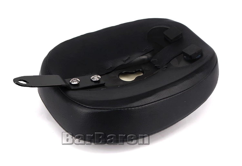 15 Si/ège arri/ère passager cuir pour moto Harley Davidson xl1200/x 48/Forty de Eight Xl1200/V 10