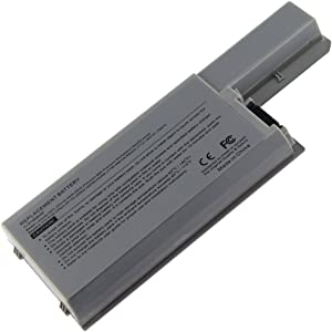 Bay Valley Parts 6-Cell 11.1V 5200mAh New Replacement Laptop Battery forDell wn979 DF 192 Latitude d531 d820 d830