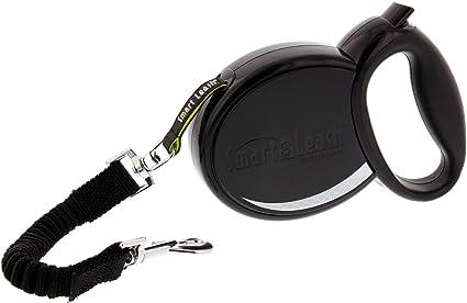 SmartLeash - 15/' Large 65 lbs Black
