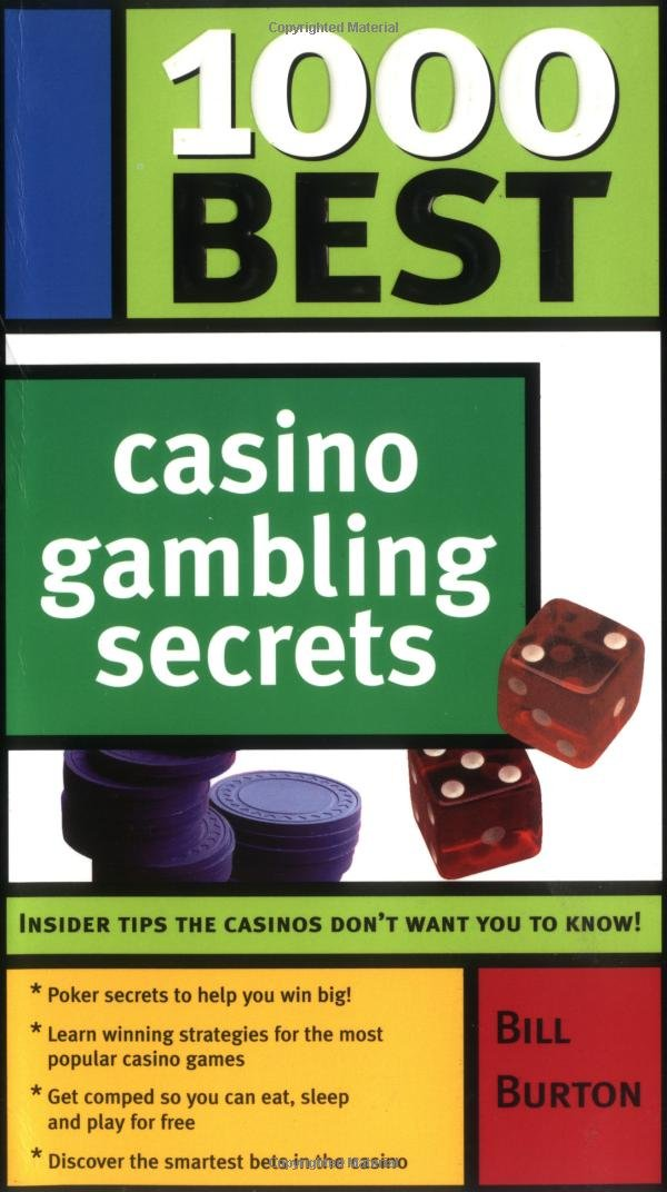 Best book on casino gambling account card credit merchant casino no