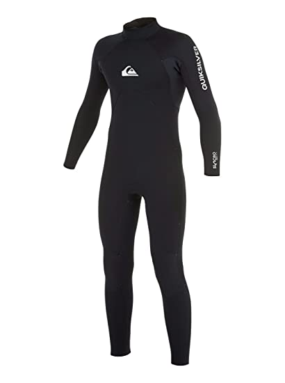 cca898bcc6 Amazon.com  Quiksilver 5 4 3mm Kid s   Junior s Syncro Base Fullsuit ...
