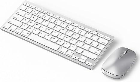 Omoton Bluetooth Keyboard And Mouse For Ipad Amazon Co Uk Electronics