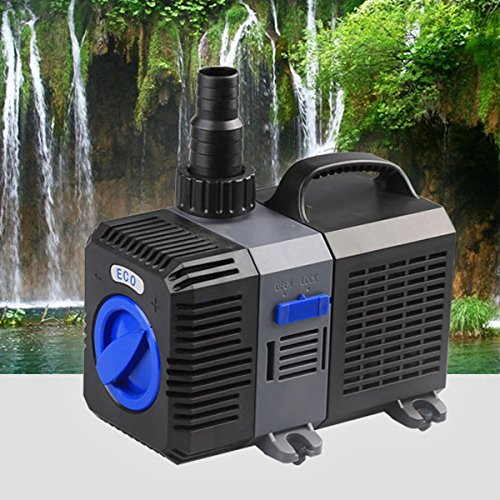 iMeshbean 160-4200 GPH Submersible Water Pump Pond Aquarium, Fish Tank Powerhead