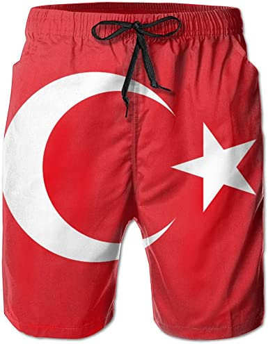 Our House Turkey Boardshorts Mens Swimtrunks Fashion Beach Shorts Casual Shorts Swim Trunks