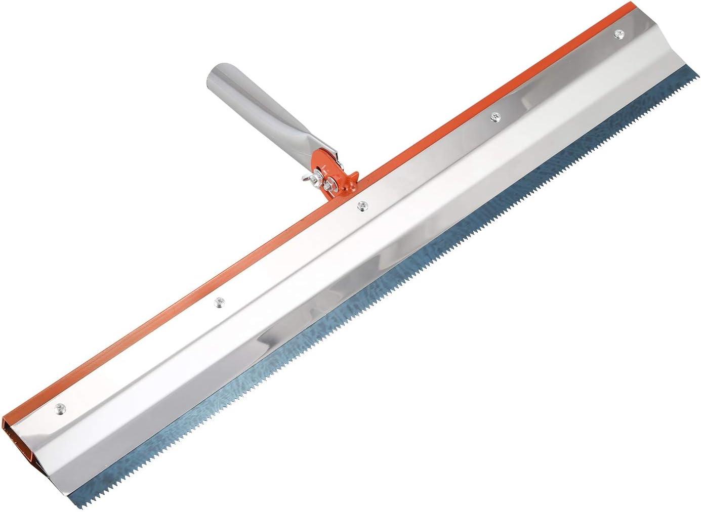 Domilay/Edelstahl Zahnrakel Epoxy Cement Painting Beschichtung Selbstverlaufender Bodenbelag Zahnrad Schwader Aufbau Werkzeuge Teil