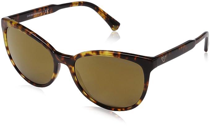 Emporio Armani 0ea4101 56777d 56 Gafas de sol, Blonde Havana ...
