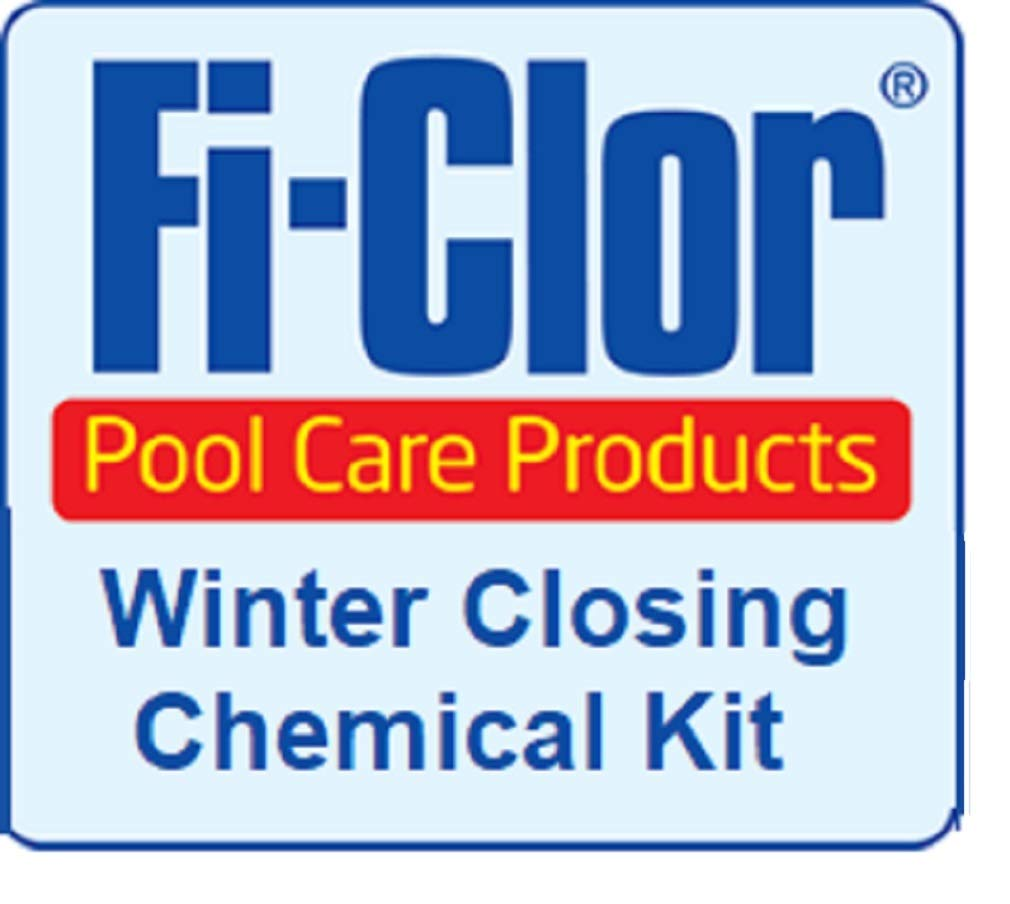 Fi-Clor Medium Winter Chemical Kit For Closing Swimming Pools Up To 50m3 From Giraffe Enterprises Lonza