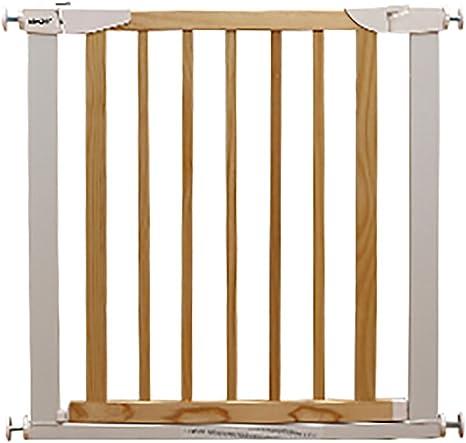 Baby Gate Retractable Baby Safety Playpen Puerta De Seguridad para Niños Barrera para Niños Puerta Puerta Escalera Puertas Baby Gate con Puerta para Mascotas (Tamaño : 89-96cm): Amazon.es: Hogar