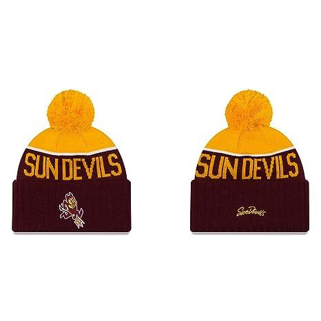 428705872 Amazon.com : Arizona State Sun Devils New Era 15 Sport Knit Cuffed ...