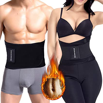 f81a9f63f30 Amazon.com  Slimerence Sweat Waist Trimmer