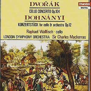 Dvorák: Cello Concerto; Dohnányi: Konzertstück