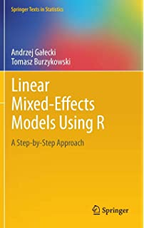 Amazon com: Linear Mixed Models: A Practical Guide Using
