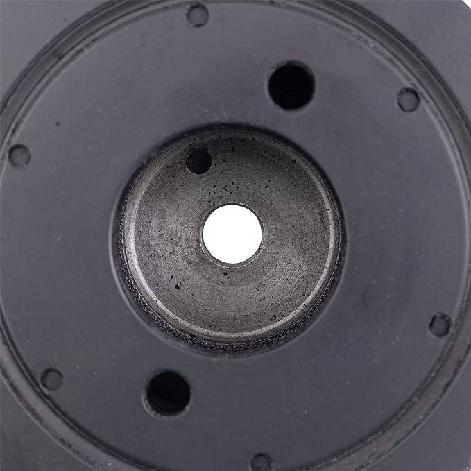 AUTOMUTO 594-279 Harmonic Balancer Crankshaft Pulley Fit for 2003-2006 Hyundai Santa Fe 2001 Hyundai XG300 2002-2005 Hyundai XG350 2004-2006 Kia Amanti 2002-2005 Kia Sedona