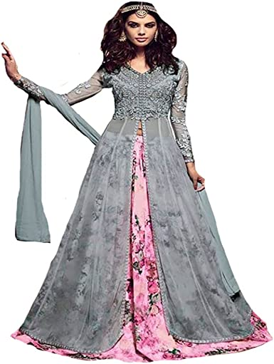 Bollywood Collection Indo western Gown