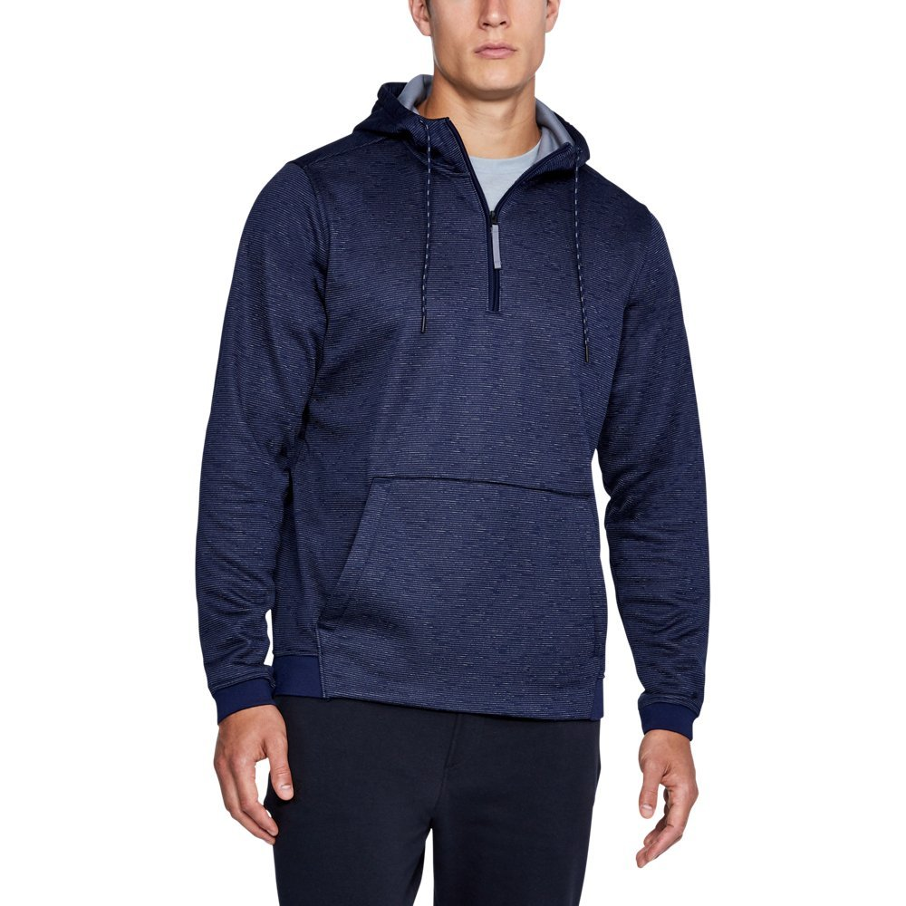 Under Armour UA Storm Armour Fleece ¼ Zip 4XLT Midnight Navy