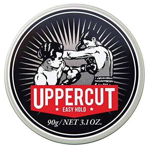 Uppercut Deluxe Weightless Easy Hold Pomade 3.1oz (Best Medium Hold Pomade)