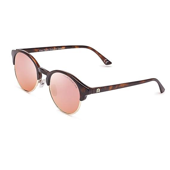 CLANDESTINE gafas redondas - Gafas de Sol para Hombre y Mujer