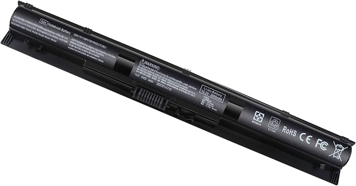 KI04 800049-001 Notebook Battery for HP Pavilion 17-g 17-g121wm 17-g131wm 17-g119dx 17-g15dx 17-g153us 14-ab166us 15-ab259nr 15-ab247cl 15-ab277cl HSTNN-LB6S 800010-421