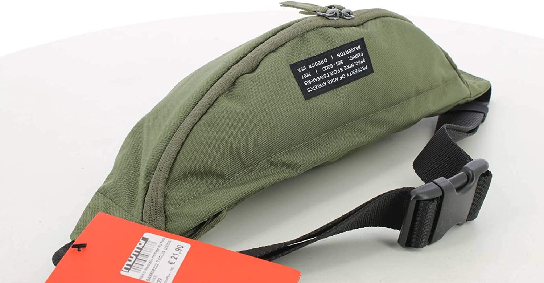 NIKE Shoulder bag-Ba6608 Bolso de Hombro, Unisex Adulto, Oliva Mediana/Verde Oliva Mediana/Whit, Talla única: Amazon.es: Deportes y aire libre