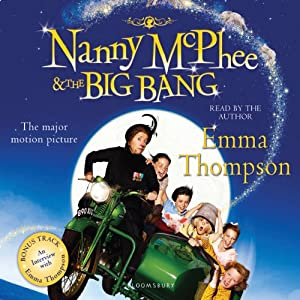Nanny McPhee and The Big Bang Audiobook