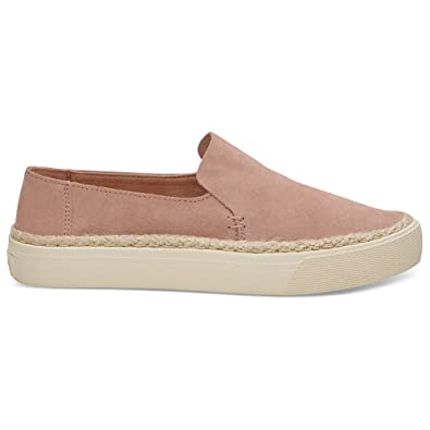 5d02c45469 Amazon.com | Toms Womens Sunset Canvas Closed Toe Loafers | Loafers ...