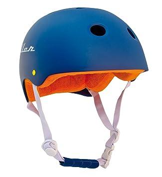 Casco MILLER NAVY AZUL Pro-Helmet para skate patinete bmx ...