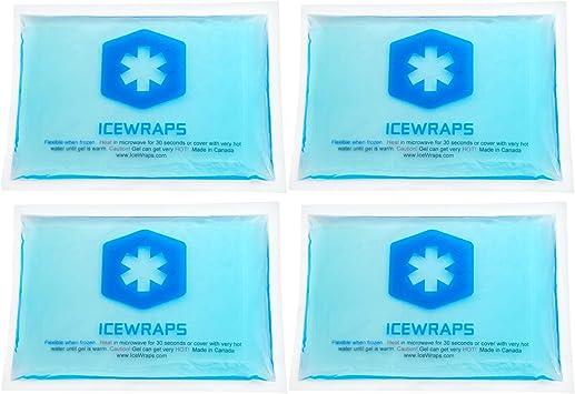 Amazon.com: 5 x 7 alivio del dolor paquetes de hielo ...