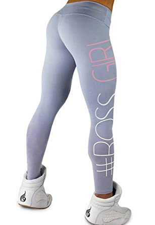 6578542a9c35c SRYSHKR 2018 Pants Yoga Leggings High Workout Waist Fitness Women's Running  Premium Thick Slimming Sportwear Hot Sale Sport Trousers Riding Training  Tight