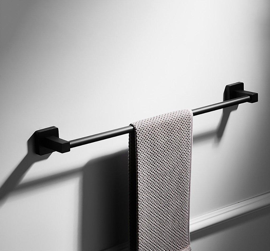 タオルバー 銅の太いタオルバー単極のバスルームの棚の長いタオルは、シングルロッドのバスルームのタオルラックをぶら下げ (サイズ さいず : 30センチメートル) B07F25KB6T 30センチメートル 30センチメートル
